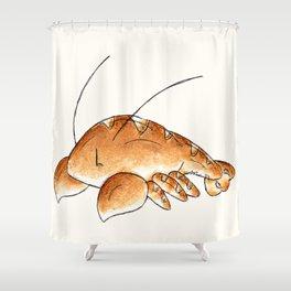 Lobster Roll Shower Curtain