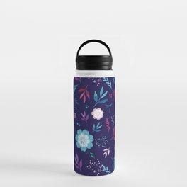 Floral Fantasy Water Bottle