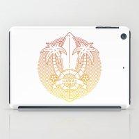 hawaii iPad Cases featuring Hawaii by Aniskova Yulia