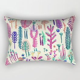 STRANGE FLOREST Rectangular Pillow