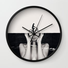 Sightseeing Wall Clock
