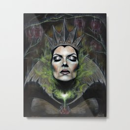 My Queen Metal Print