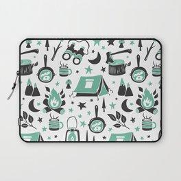 Camp Life Laptop Sleeve