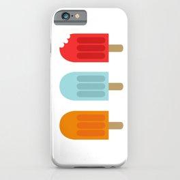 Ice Lollies iPhone Case
