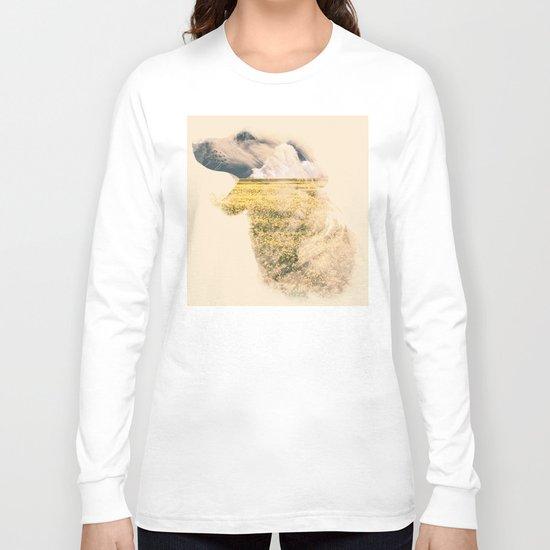 Dog Long Sleeve T-shirt
