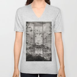 Kidnapped .....Alone in this stunning capsulle Unisex V-Neck