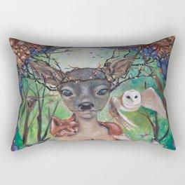 Homecoming Rectangular Pillow
