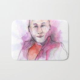 Dalai Lama Bath Mat
