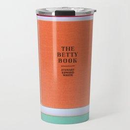 The Betty Book Travel Mug