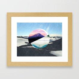 some things Framed Art Print