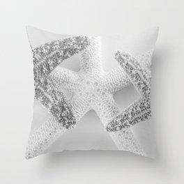 """ArtfulNotions 145"" Seashell Art by Murray Bolesta Throw Pillow"