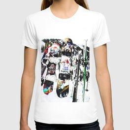 Snowboard Season T-shirt