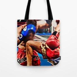 Fight : Attack Tote Bag