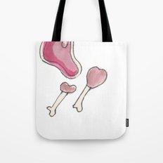 TENDER SLICES! Tote Bag