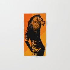 Iron Lion Zion Hand & Bath Towel