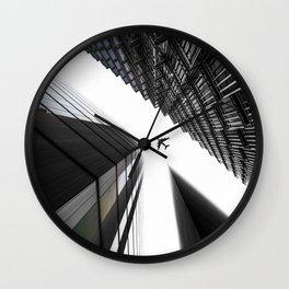 Skywards, London - United Kingdom Wall Clock