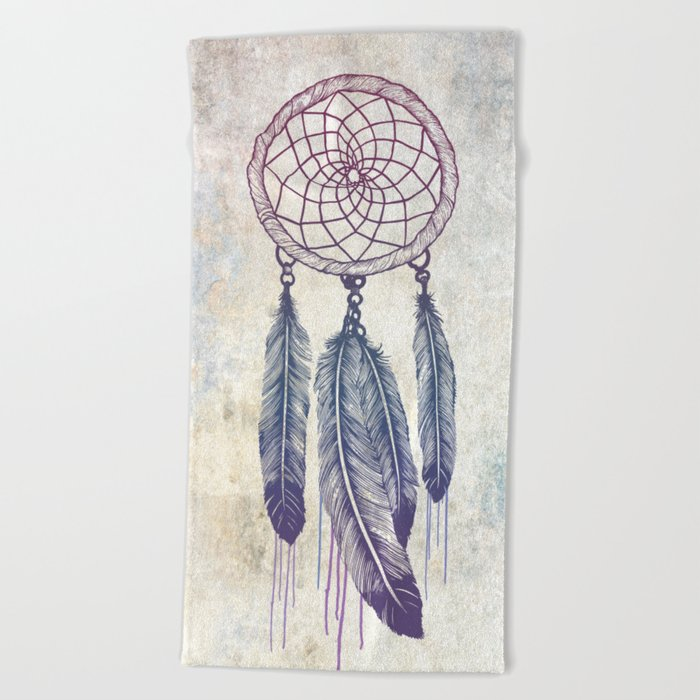 Catching Your Dreams Beach Towel