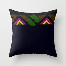 Aeroplano Throw Pillow