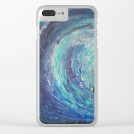 Westerlies Clear iPhone Case
