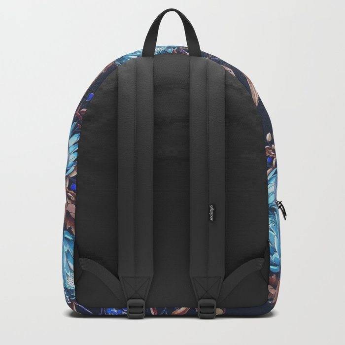 King protea flowers Backpack