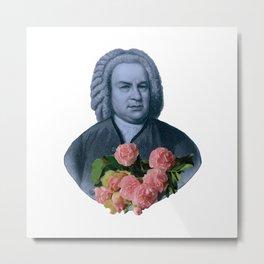 Bach Flowers Metal Print