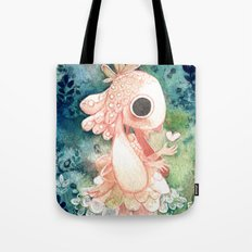 Bunny Princess Tote Bag