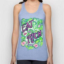 Eat The Rich Unisex Tank Top