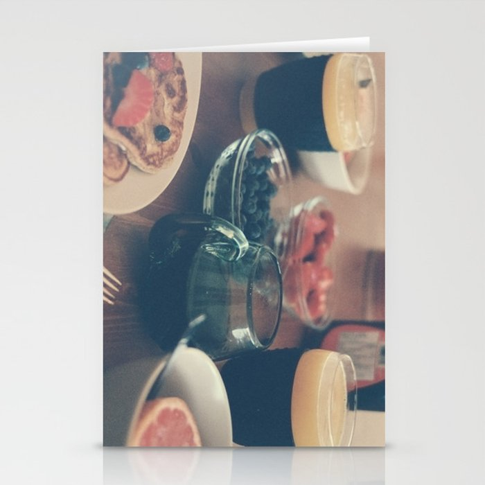 breaky Stationery Cards