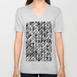 3105 Mosaic pattern #1 Unisex V-Neck