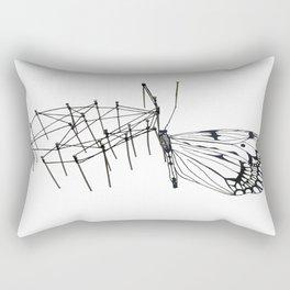 butterfly effect TWO Rectangular Pillow