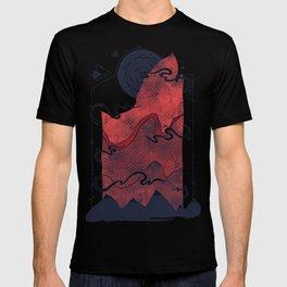 Northern Nightsky T-shirt