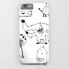 Monster Mash iPhone 6s Slim Case