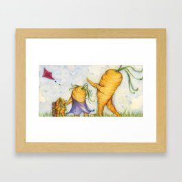 The Moments that Matter Framed Art Print