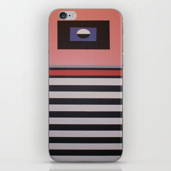 THE LENTICULAR GRAVITATION iPhone & iPod Skin