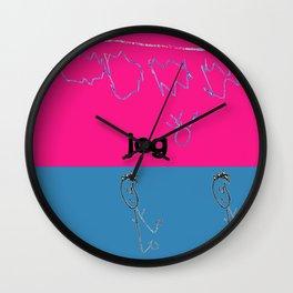 Jog Wall Clock