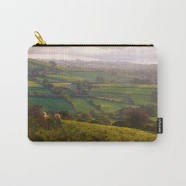 Early Morning Glory Carry-All Pouch