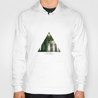 religious Hoodies featuring Thank god, I'm not religious. by Kilian Guenthner