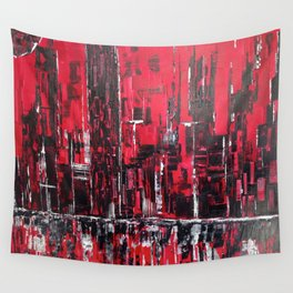 Inflamed Wall Tapestry