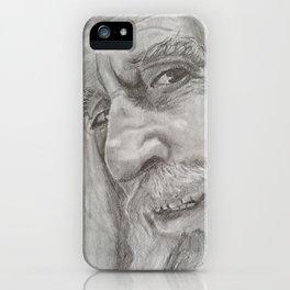 Saroumane iPhone Case