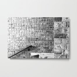 structure structure Metal Print