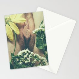 Pressed Flora No. 1 Stationery Cards