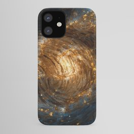 Starry Galaxy Night iPhone Case