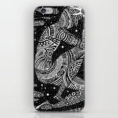 Thinker2 iPhone & iPod Skin