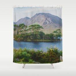 Connemara, Ireland Shower Curtain