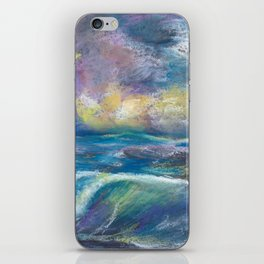 Night Tide iPhone Skin