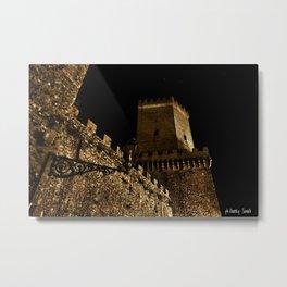 Castello di Venere Metal Print