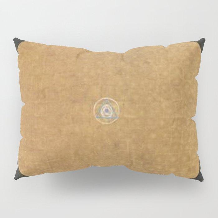 Hilma Af Klint Altarpiece No 3 Pillow Sham