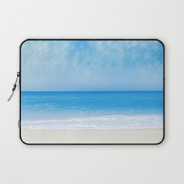 A Day At The Beach - II Laptop Sleeve