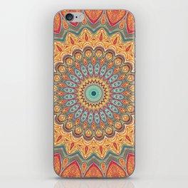 Jewel Mandala - Mandala Art iPhone Skin