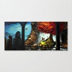 Dear Wishtree Canvas Print